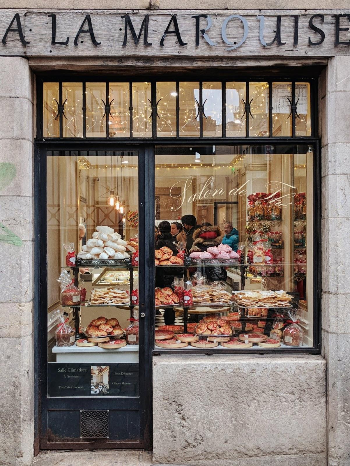 a la marquise bakery lyon