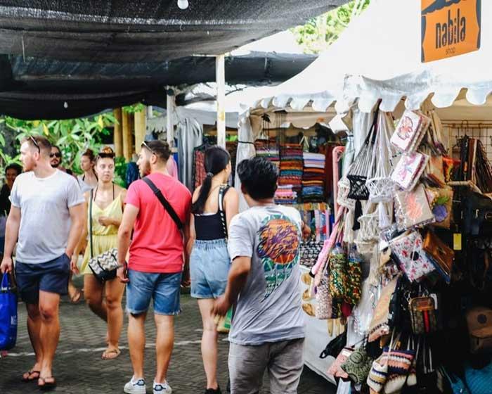 Wisata Flea Market Seminyak Bali