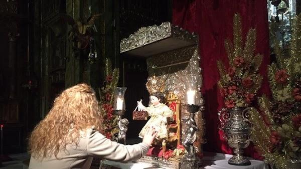 Horario e Itinerario Procesión del Niño Jesús hoy en Jerez