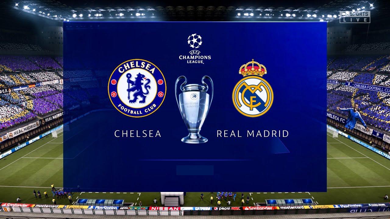 مشاهدة مباراة ريال مدريد وتشيلسي
