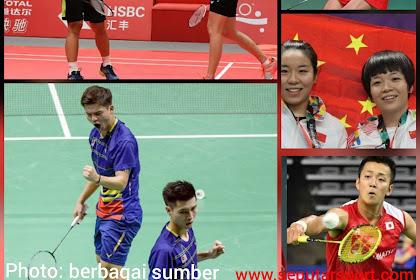 Final Thailand Masters 2020, Hafiz/Gloria menghadapi unggulan ke enam