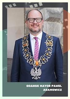 Wali Kota Gdansk Pawel Adamowicz ditikam diatas panggung saat menghadiri acara amal