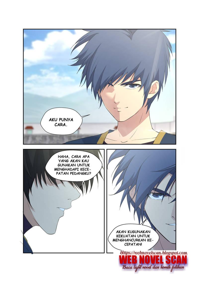 Heaven Defying Sword Bahasa Indonesia Chapter 48