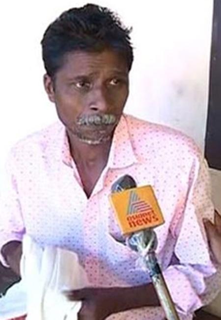 Escaped man response from Kavalappara landslide, Malappuram, News, Rain, Trending, Kerala