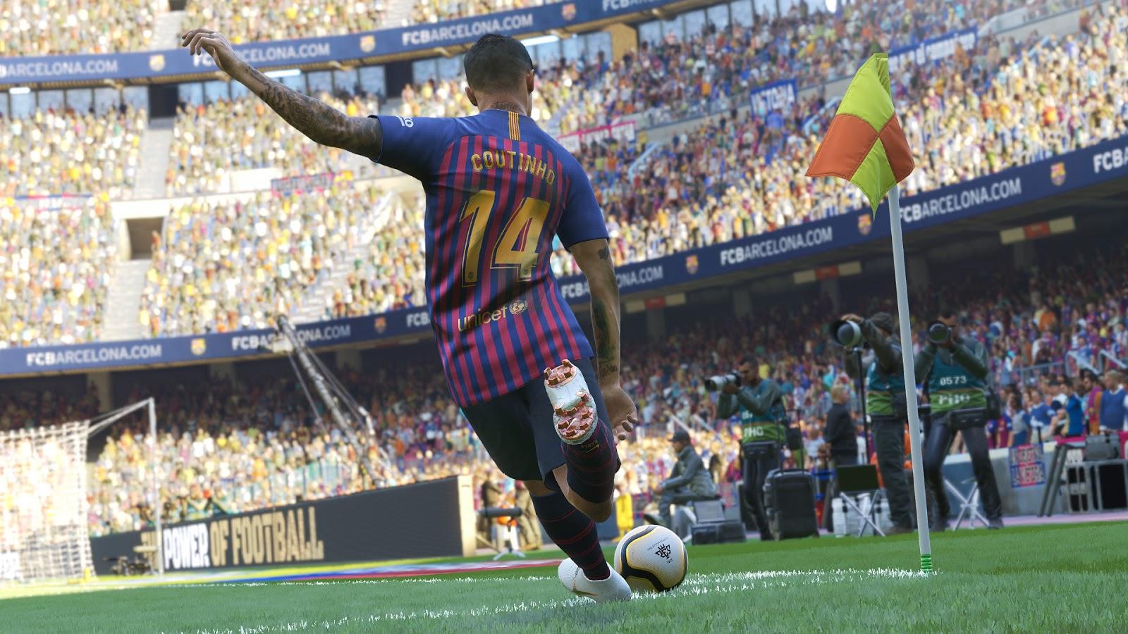 Pro Evolution Soccer 2019 PC ESPAÑOL (CPY) 3