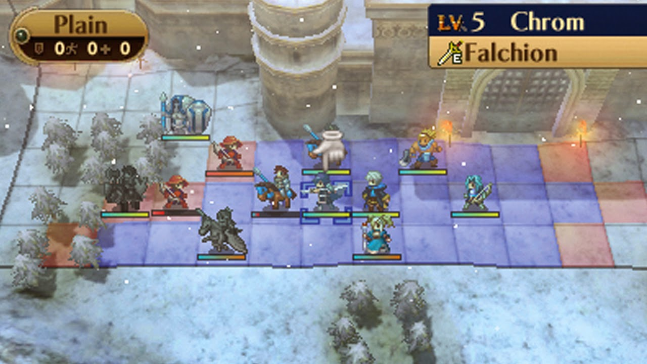 3DS: Fire Emblem Awakening   Milkcananime