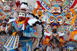 Junkanoo Festival, Bahamas