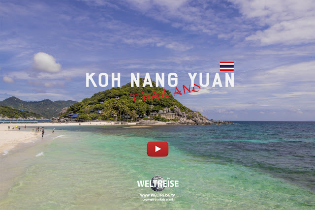 Koh Nang Yuan | KOH TAO | Thailand | www.WELTREISE.tv # 200