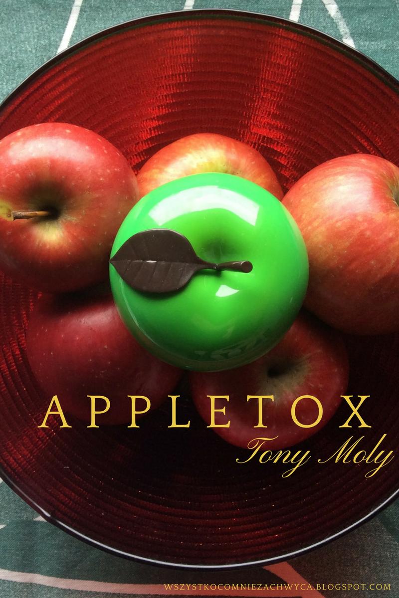Tony Moly Appletox, Smooth Massage Peeling Cream (Krem intensywnie peelingująco - masujący)