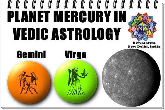 Importance, Role & Strong Mercury In Horoscope Birth Charts By Top Celebrity Astrologer of India