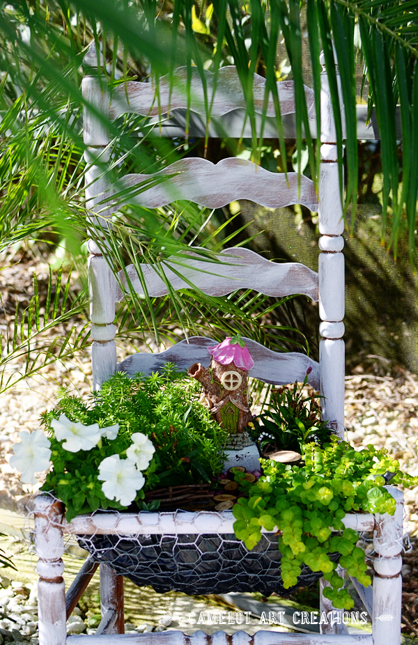 Camelot Art Creations DIY Fairy Garden