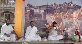 श्री मोहनखेड़ा महातीर्थ में मुनि श्री रजतचन्द्रविजयजी म.सा. का 40 वां जन्मदिवस मनाया