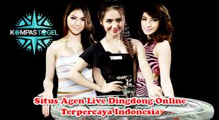 Situs Agen Live Dingdong Online Terpercaya Indonesia