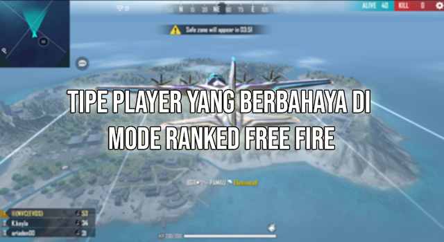 Tipe Player Free Fire