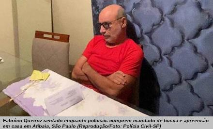 www.seuguara.com.br/Fabrício Queiroz/momento da prisão/