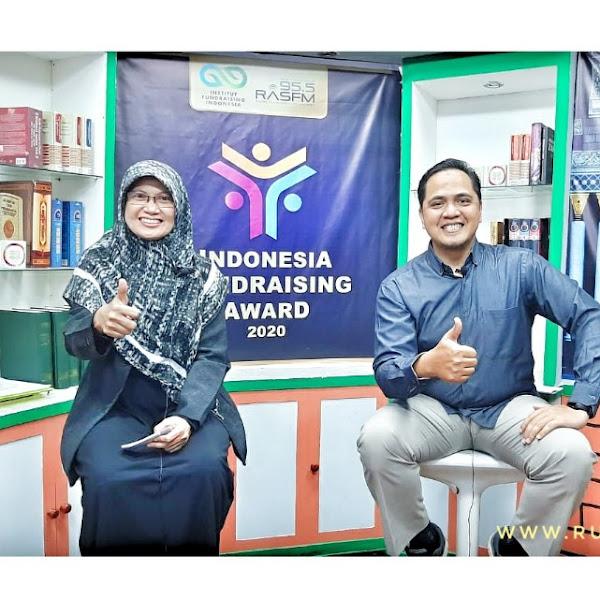 Indonesia Fundraising Award 2020, Apresiasi tinggi untuk Fundraising Indonesia