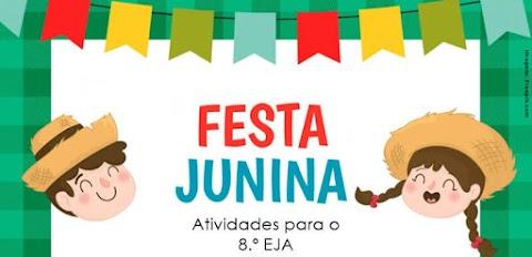 A Festa Junina retratada na Arte Brasileira - Artes para o 8.º EJA