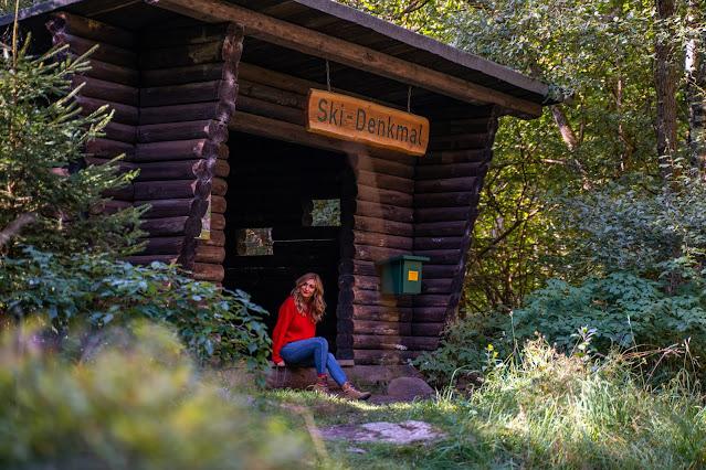 Drei-Täler-Tour und Stadtrundgang Bad Harzburg  Wandern im Harz  Eckerstausee - Radauwasserfall 15