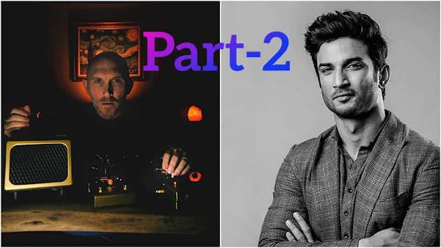 Sushant-Singh-Rajput-Death-Paranormal-expert-Steve-Huff-releases-part-2-conversation