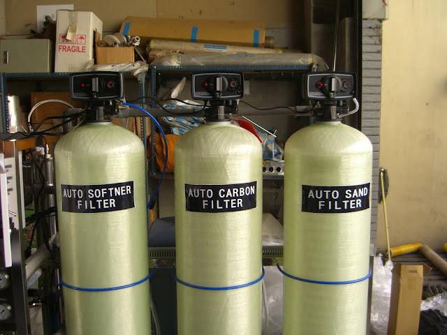 Pre-Treatment Multi Media Filter