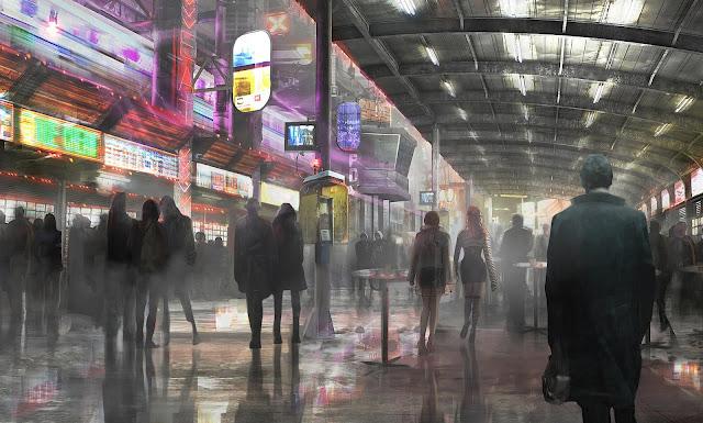 blade runner 2049 city