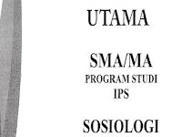 Latihan Soal UN UNBK UNKP Sosiologi 1 SMA Tahun 2020