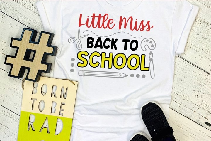 Where To Find Free Back To School Sign Shirt Svgs