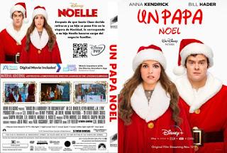 UN PAPA NOEL - NOELLE - 2019