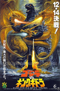 Godzilla VS King Ghidorah (1991) [Castellano-Japones-Ingles] [1080P] [Hazroah]