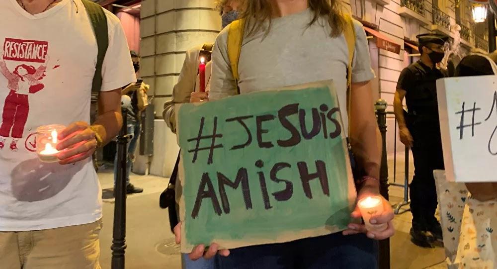 High-tech : Les anti-5G viennent manifester à Paris