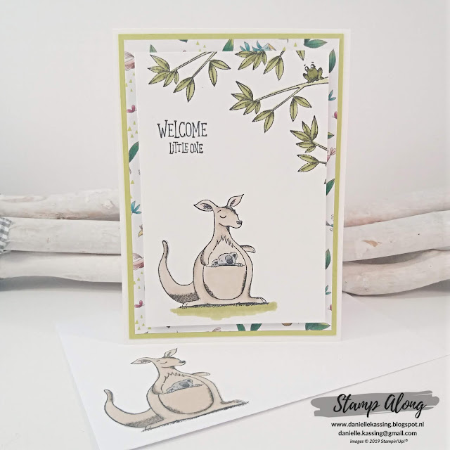 Stampin' Up! Animal Outing