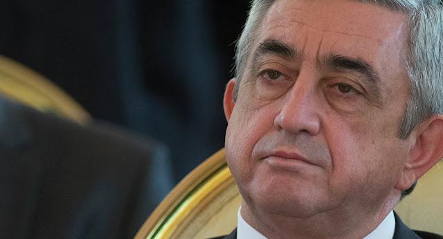 Serzh Sargsyan renuncia tras días de protestas