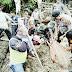 Hingga Kamis Siang, Tim Gabungan Masih Mencari 2 Warga Tertimbun Longsor di Desa Rokan Koto Ruang, Rohul