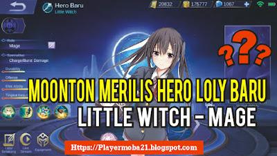 Hero Baru Mobile Legends Little Witch Penyihir Pembawa Pokemon