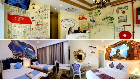 De art Hotel murah di shah alam