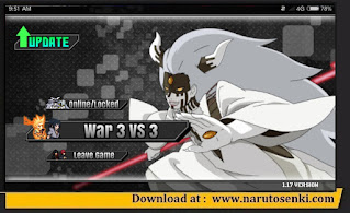 Download Naruto Senki Ultimate Shinobi War Mod by KZ