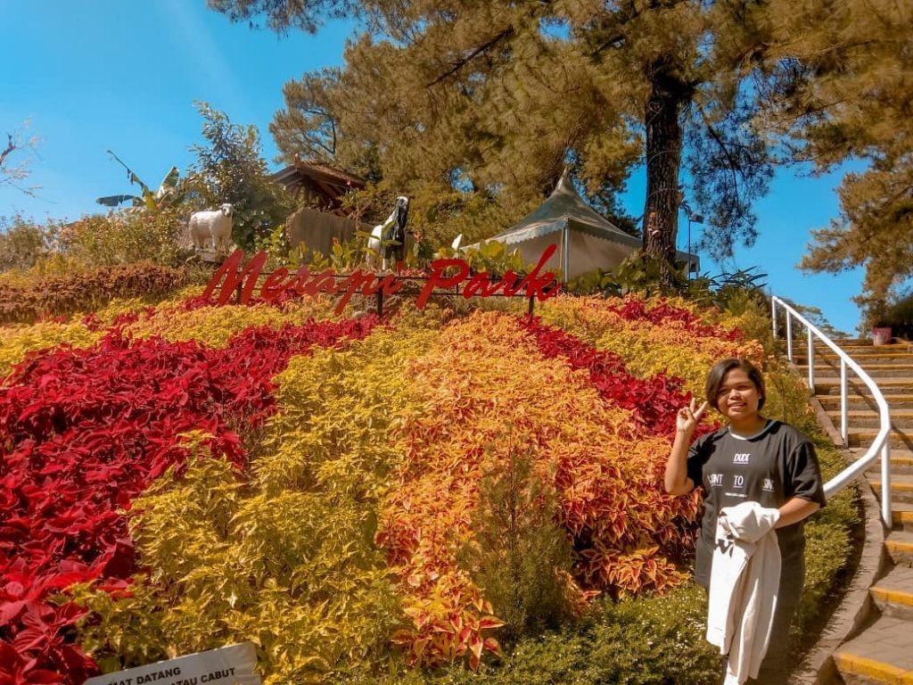 The World Landmarks – Merapi Park Yogyakarta