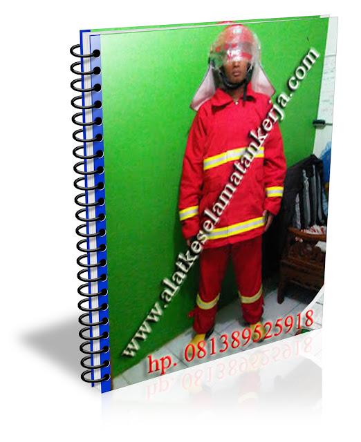 Baju Pemadam Kebakaran NomexIIIA