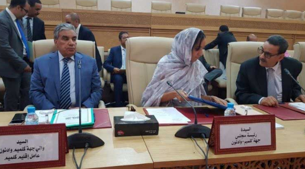 إدانة شديدة لمجلس جهة كلميم وادنون لقرار المحكمة الأوروبية بشأن اتفاقيتي الفلاحة والصيد البحري مع المغرب.