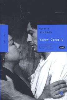 Okładka książki Wdowa Couderc
