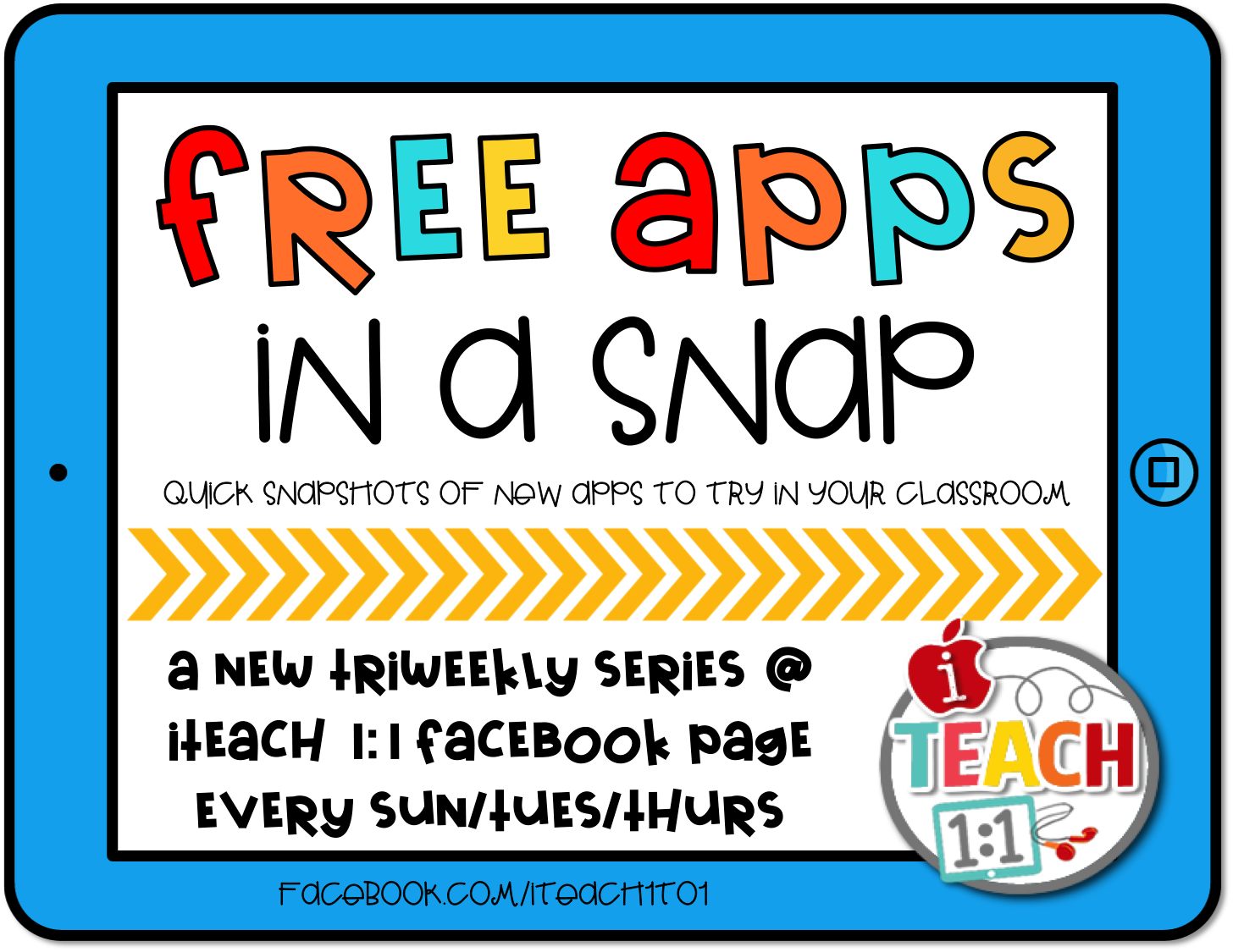 Free Apps in a Snap: Popplet | iTeach 1:1 | Bloglovin'