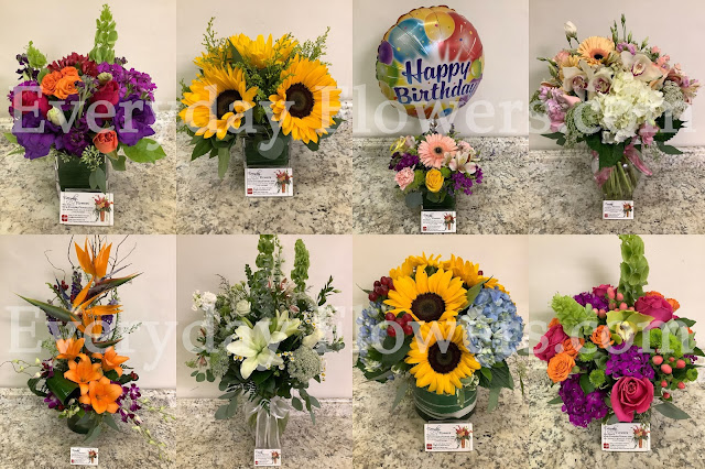 Everyday Flowers Delivery Photos