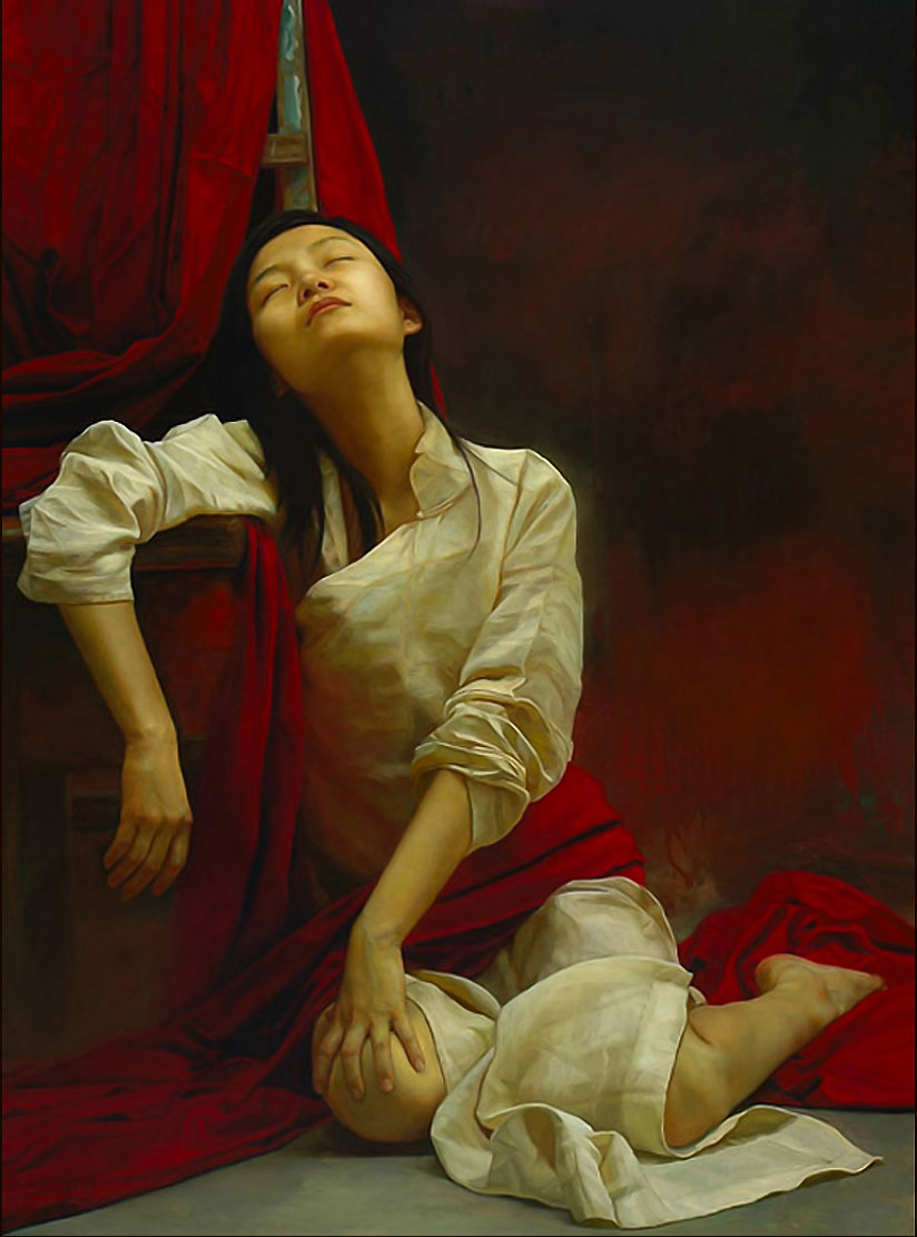 Opere D Arte Amore liu yuanshou 刘元寿 ✿ | catherine la rose ~ the poet of