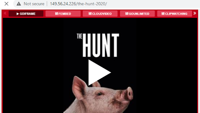 Nonton Film The Hunt (2020) Sub Indo Full Movie | Link 2021
