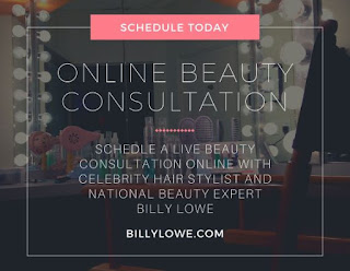 hair skin beauty consultation online