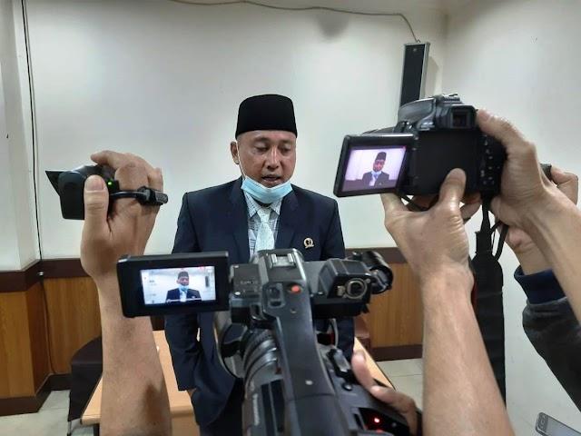 """BK DPRD Jabar Berikan Sanksi """"Teguran Tertulis"""" Terhadap Rahmat Hidayat Djati"""