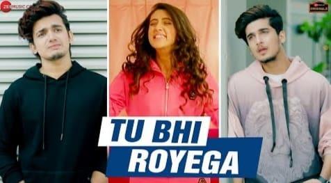Tu Bhi Royega Lyrics in Hindi, Jyotica Tangri