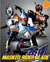Kamen Rider Blade Subtitle Indonesia