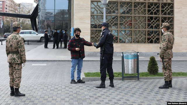 Azerbaiyán epidemia perseguir opositores