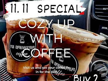 ICED LATTE BUY 2 @ RM 11 SAHAJA!!!!! Save RM5